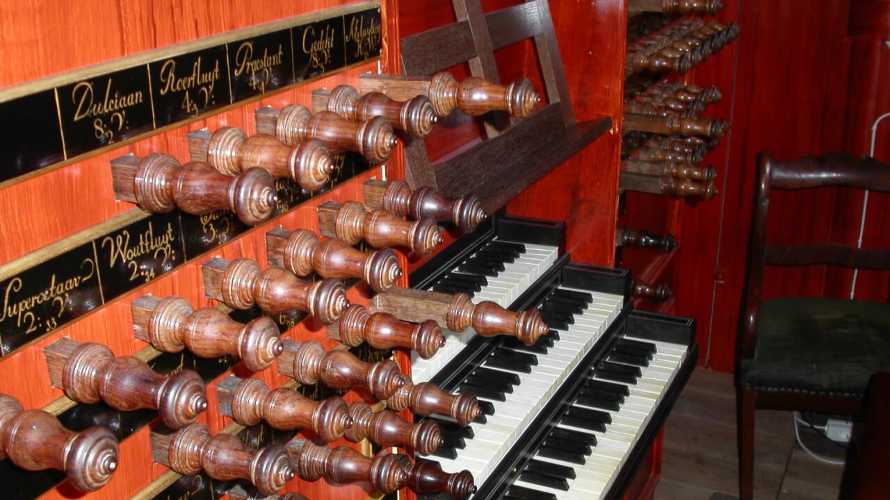 Laatste concert Waterlands Orgelfestijn in Edam
