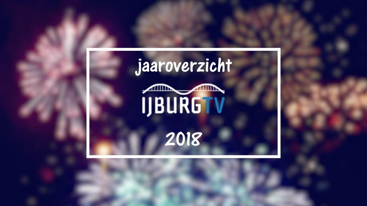 Het IJburgTV jaaroverzicht van 2018