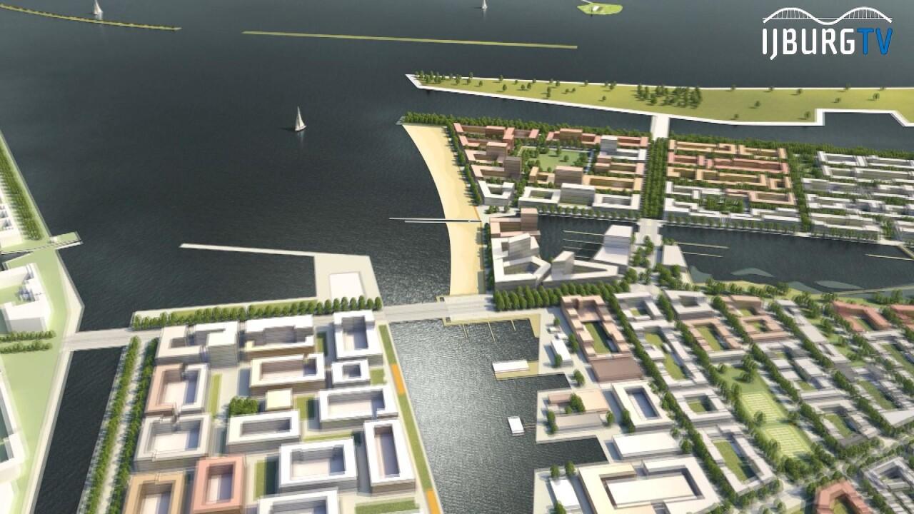Infocentrum Strandeiland geopend in Lolaland