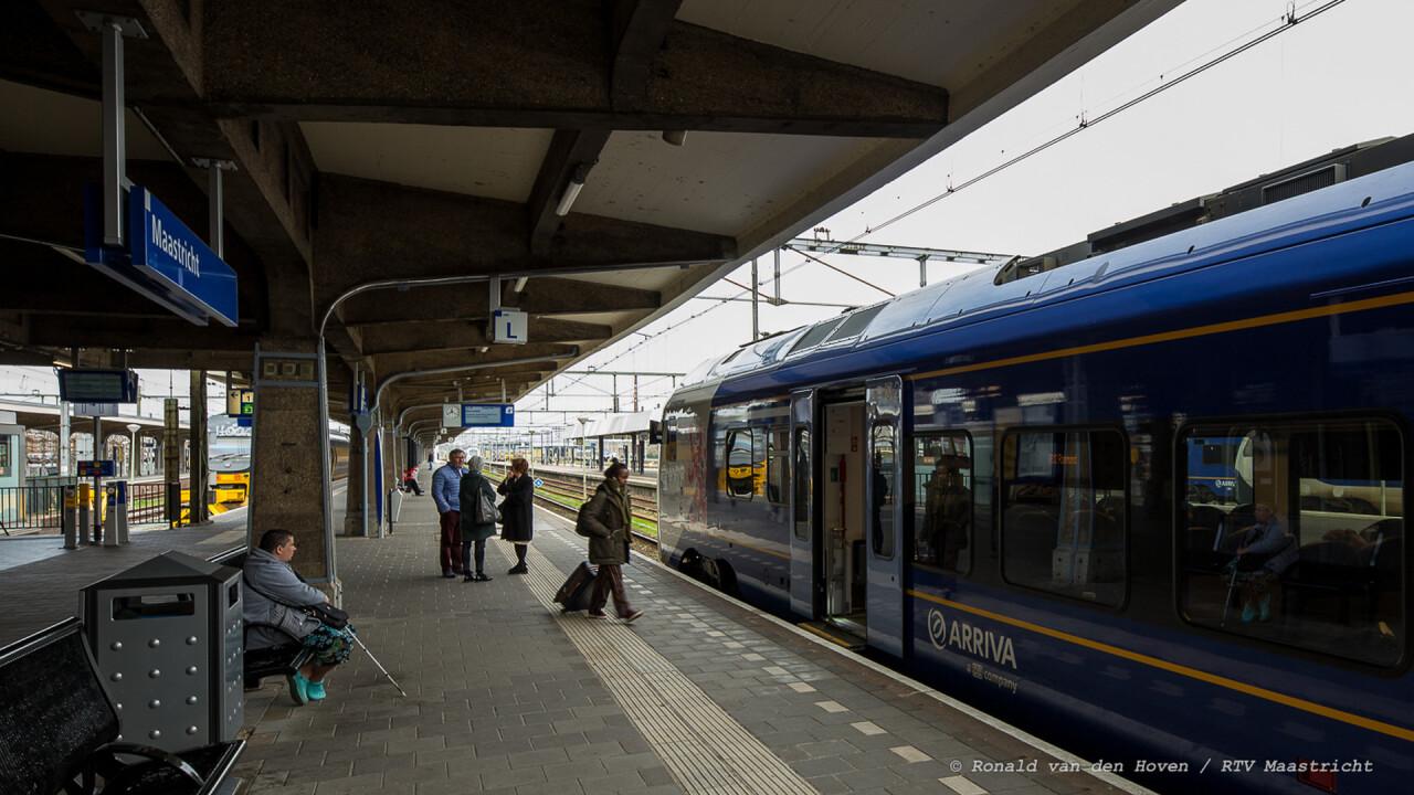Vanaf 2023 een nachttrein van Maastricht naar Schiphol