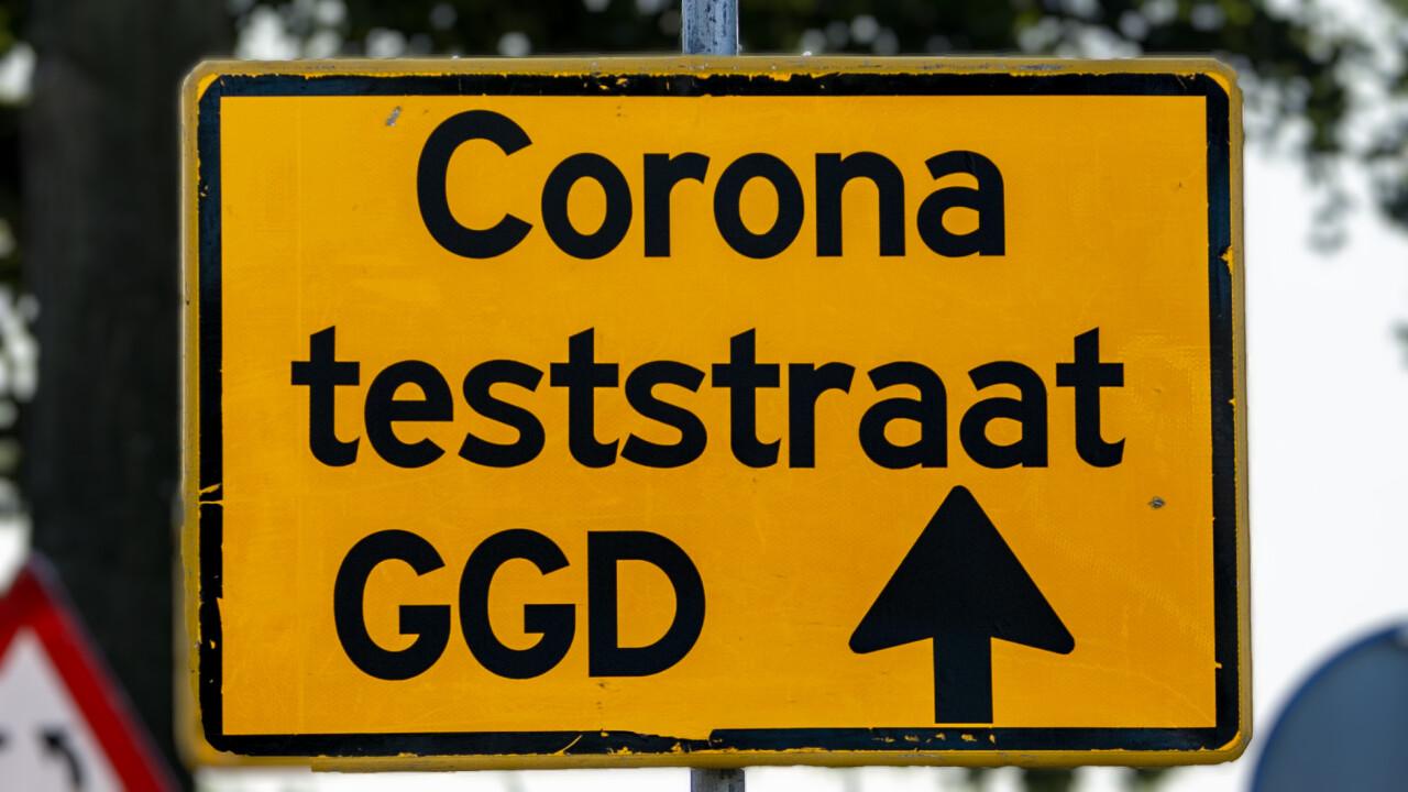 600 nieuwe besmettingen in regio (fikse daling)