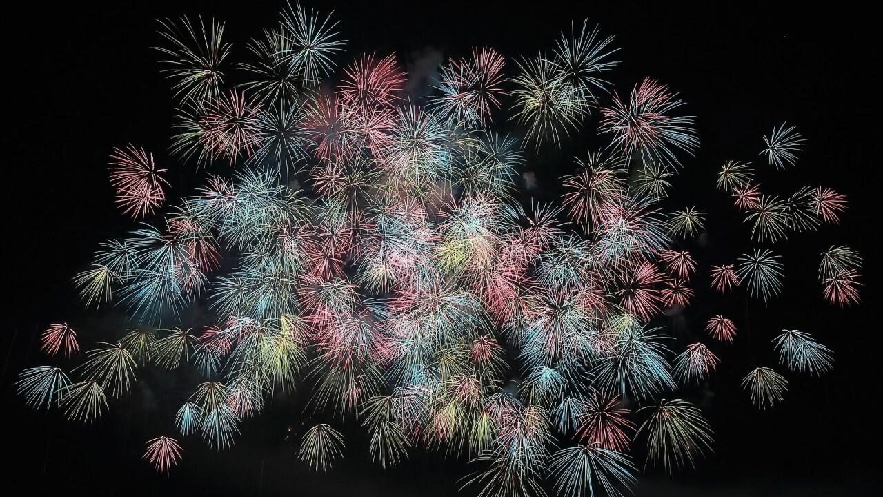 Lever vuurwerk in en voorkom boete