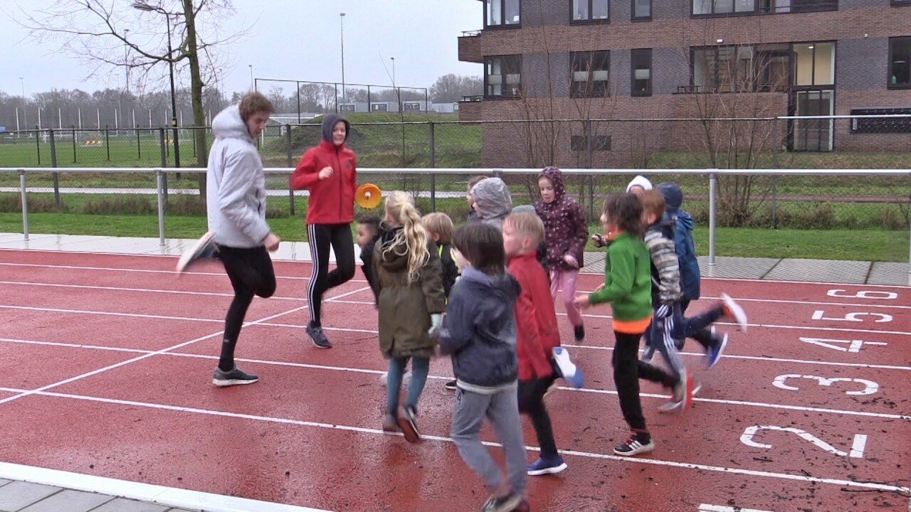 Sportweek 2021 in Heiloo afgesloten