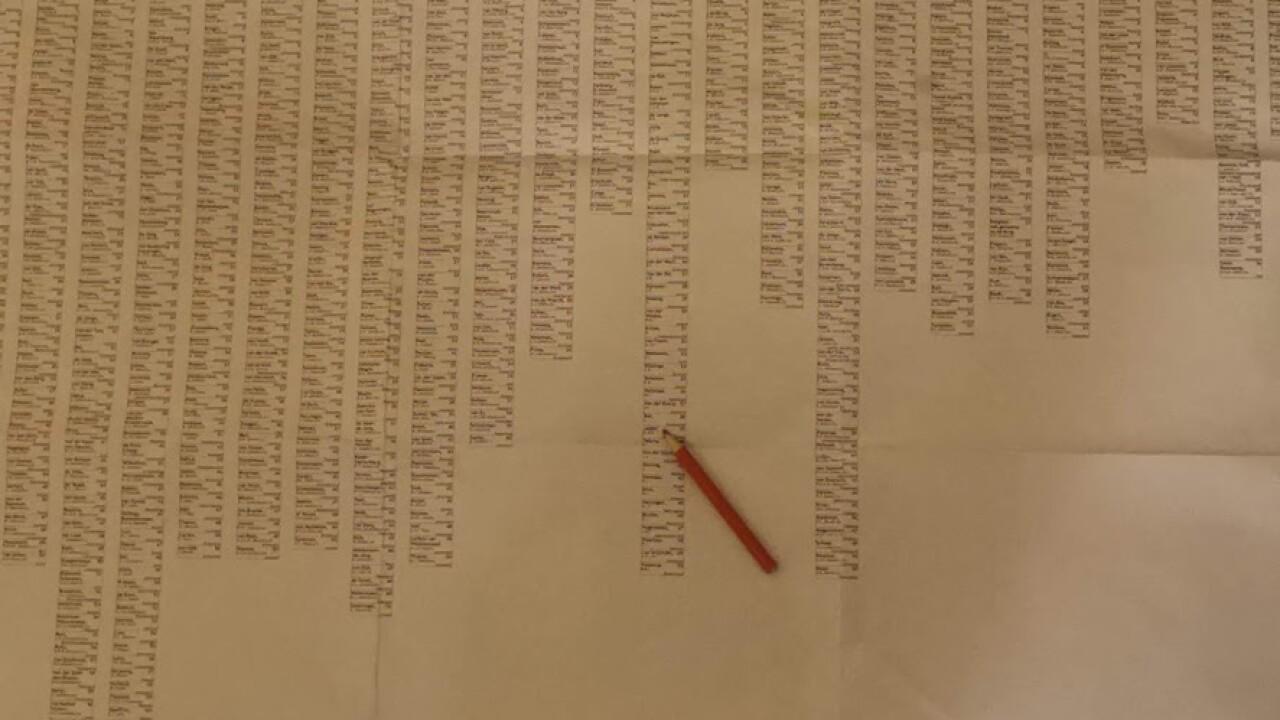 Voorlopige uitslag Tweede Kamerverkiezingen