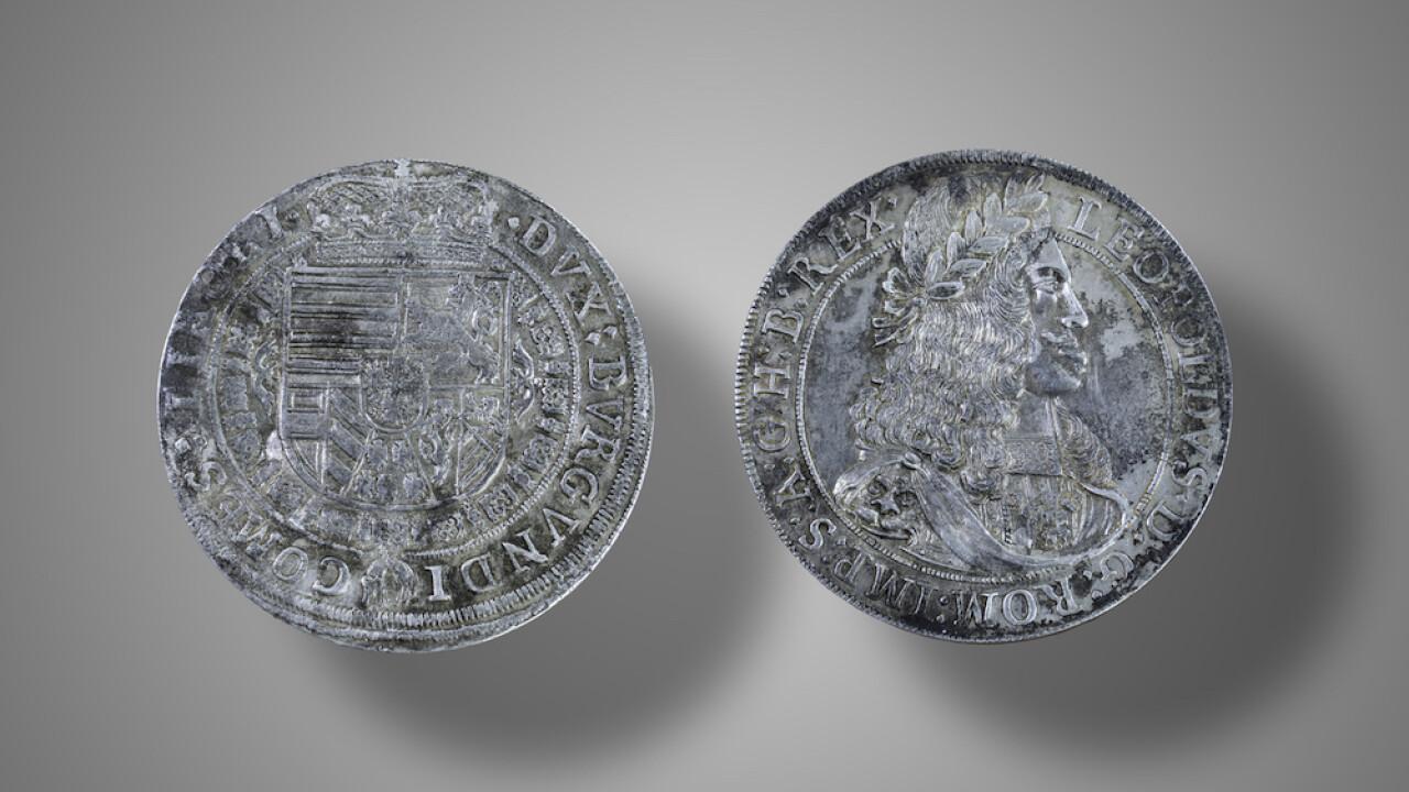 Eeuwenoude munt blijkt unieke vondst