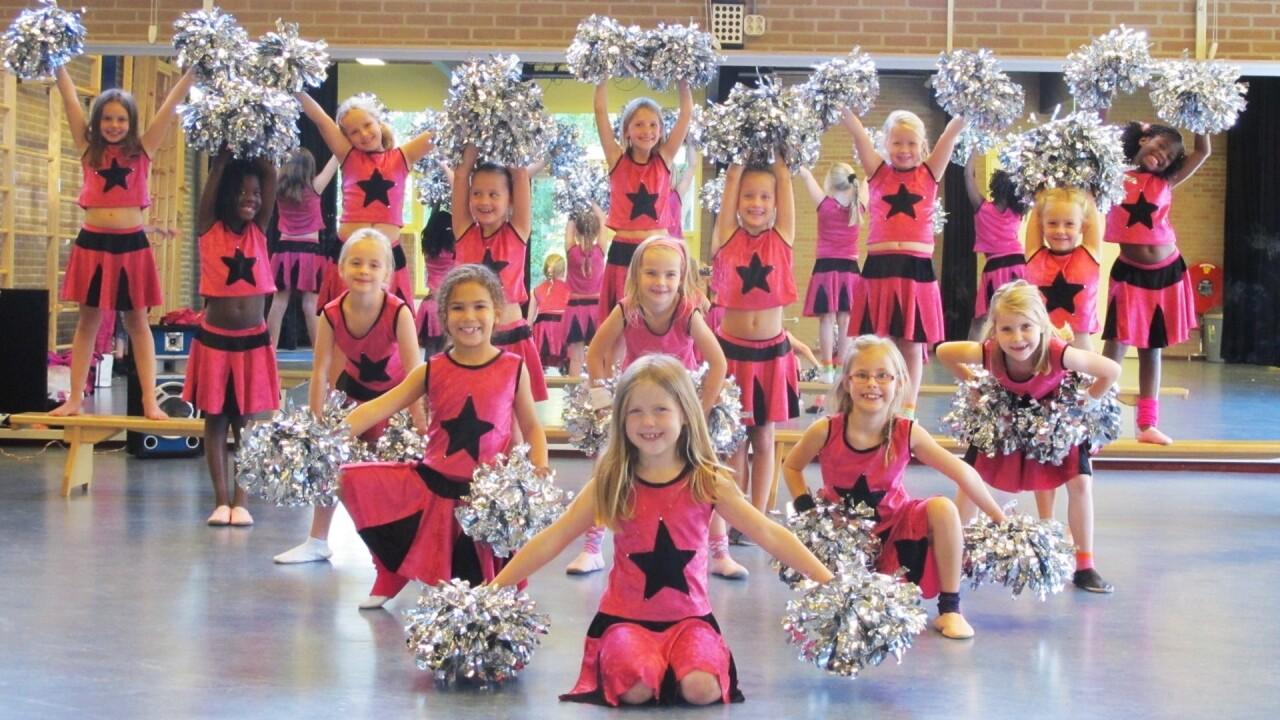 Danslessen in Maarssen al vanaf 2 jaar